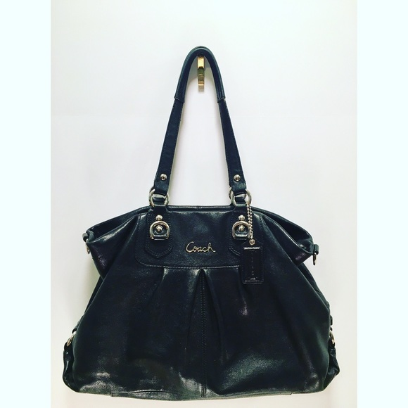 Coach Handbags - Coach No. K1094-F15513 Ashley Leather Bag ✨🖤✨